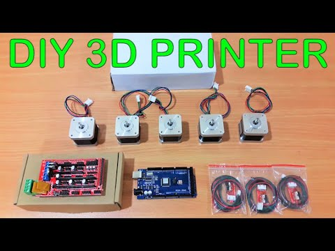 3D Printer | Homemade – Part 1