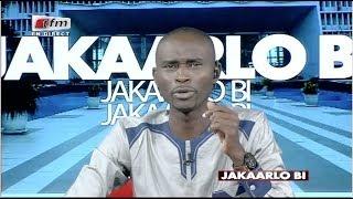 REPLAY - Jakaarlo Bi - Invités : LAMINE CAMARA & SOKHNA DIAKHATÉ MBACKÉ - 17 Aout 2018 - Partie 2