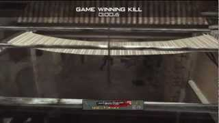 UTK Only Need Knives - Episode 1 (MW3 Throwing knife/Knife Montage)