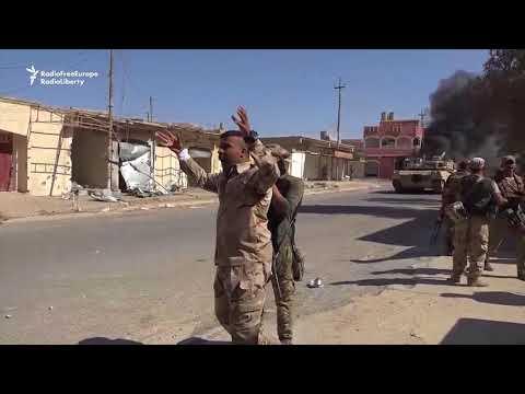 Iraqi Troops Push Militants Out Of Tel Afar