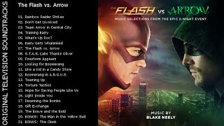 Flash vs  Arrow - WikiVisually