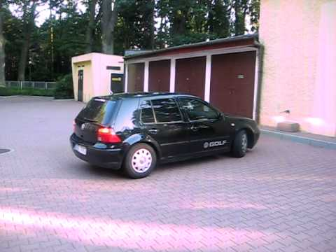 vw golf 4 silnik 1 4 16v benzyna rok 98 youtube. Black Bedroom Furniture Sets. Home Design Ideas