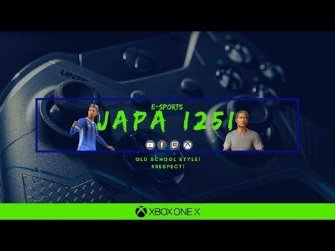 JAPA I25I Fifa 18 Pro Clubs E-Sports Vol. 16