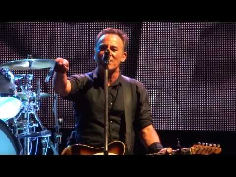 Bruce Springsteen - Milan San Siro Stadion 3.6.2013 I'm Going Down Multicam Mix Preview