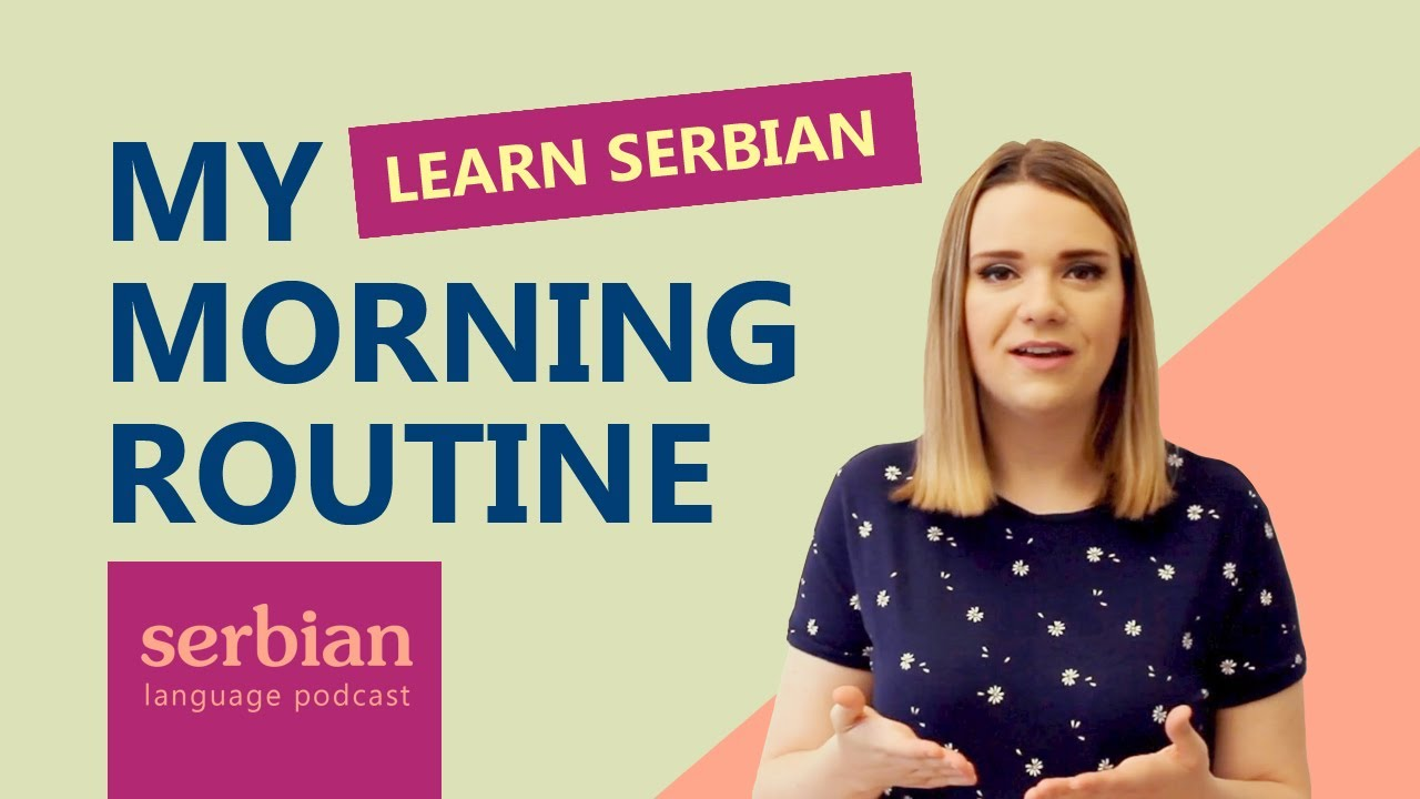 Learn Serbian Language  Useful Serbian Phrases  Podcast 35
