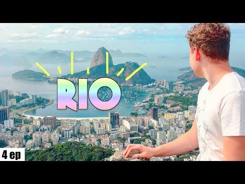 O que fazer em 1 dia no Rio de Janeiro? #IgorTakesRIO Ep. 4