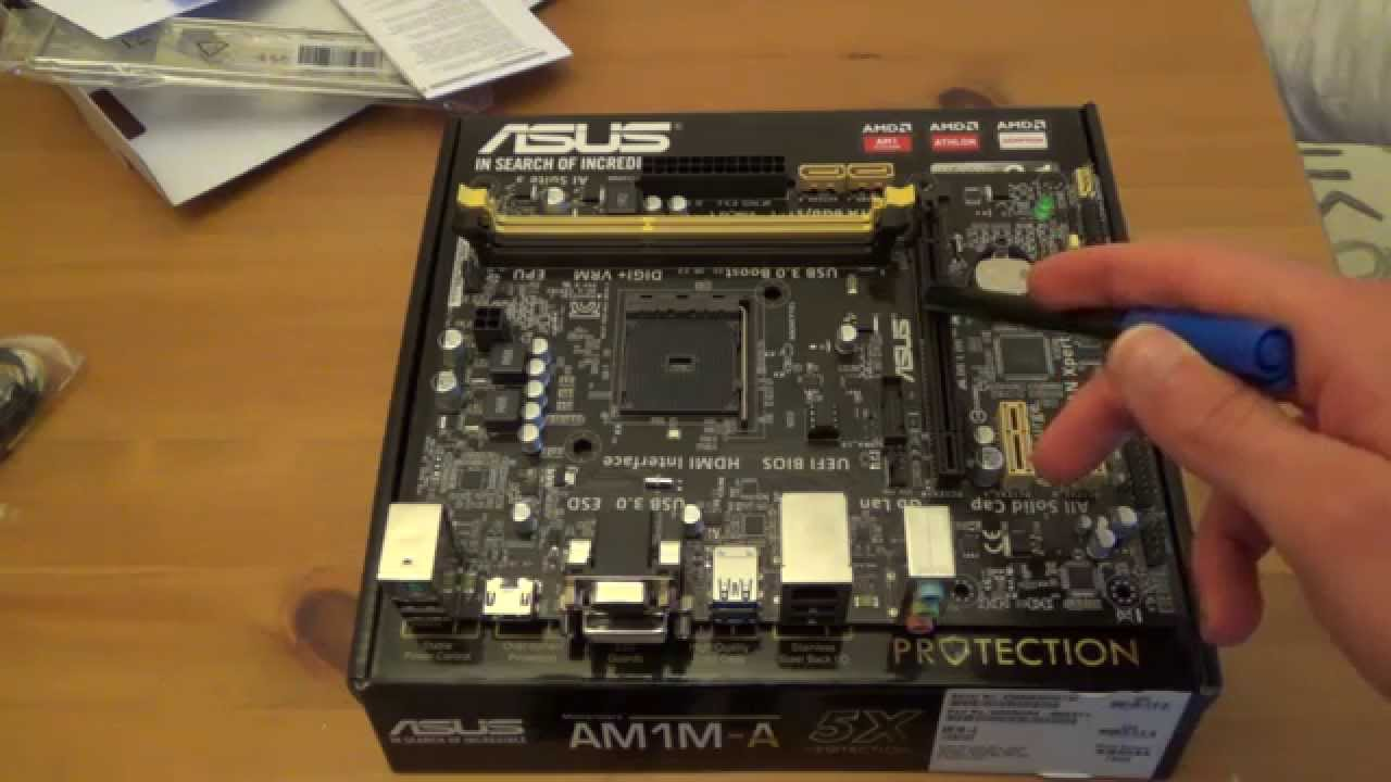 ASUS AM1M-A AMD Chipset Download Driver