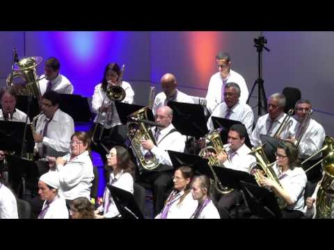 Waltz No. 2 / Dmitri Shostakovitch - Beér Sheva Municipal Concert Band