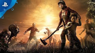 The Walking Dead  The Final Season – E3 2018 Teaser   PS4