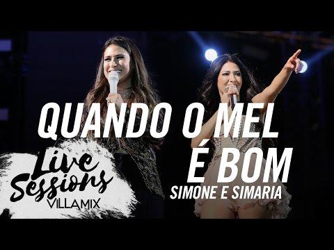 Simone Simaria Quando O Mel é Bom Lyrics English Translation