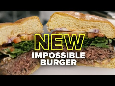 Michael J. - Just ate a Burger I'd Would SWEAR was meat but it's NOT. Impossible Right?