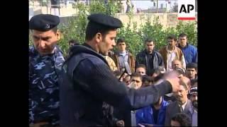 WEST BANK/GAZA: 2 PALESTINIAN MEN EXECUTED