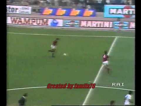 Torino Calcio-As Roma 2-1 (Hernandez 2, aut. Zaccarelli) del 02-10-1983