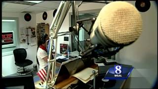 Billboards promoting radio station draw criticism