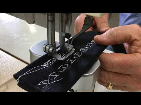 Ornamental Stitching Machine - Model 1646