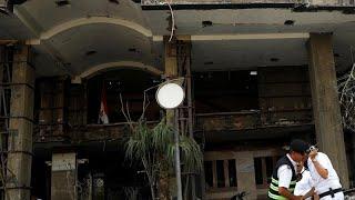 """الأمن المصري يكشف هوية منفذ تفجير """"معهد الأورام"""" ويعلن مقتل 17 """"إرهابيا"""" …"""