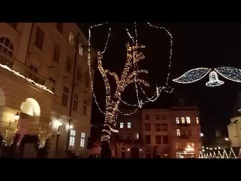 Львів Новорічний 2018| Lviv New Year | ялинка, ярмарок, площа Ринок
