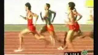 Antonio Reina 800m Juegos del Mediterraneo Almeria 2005