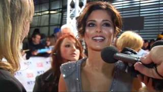 Cheryl Cole steps out in public