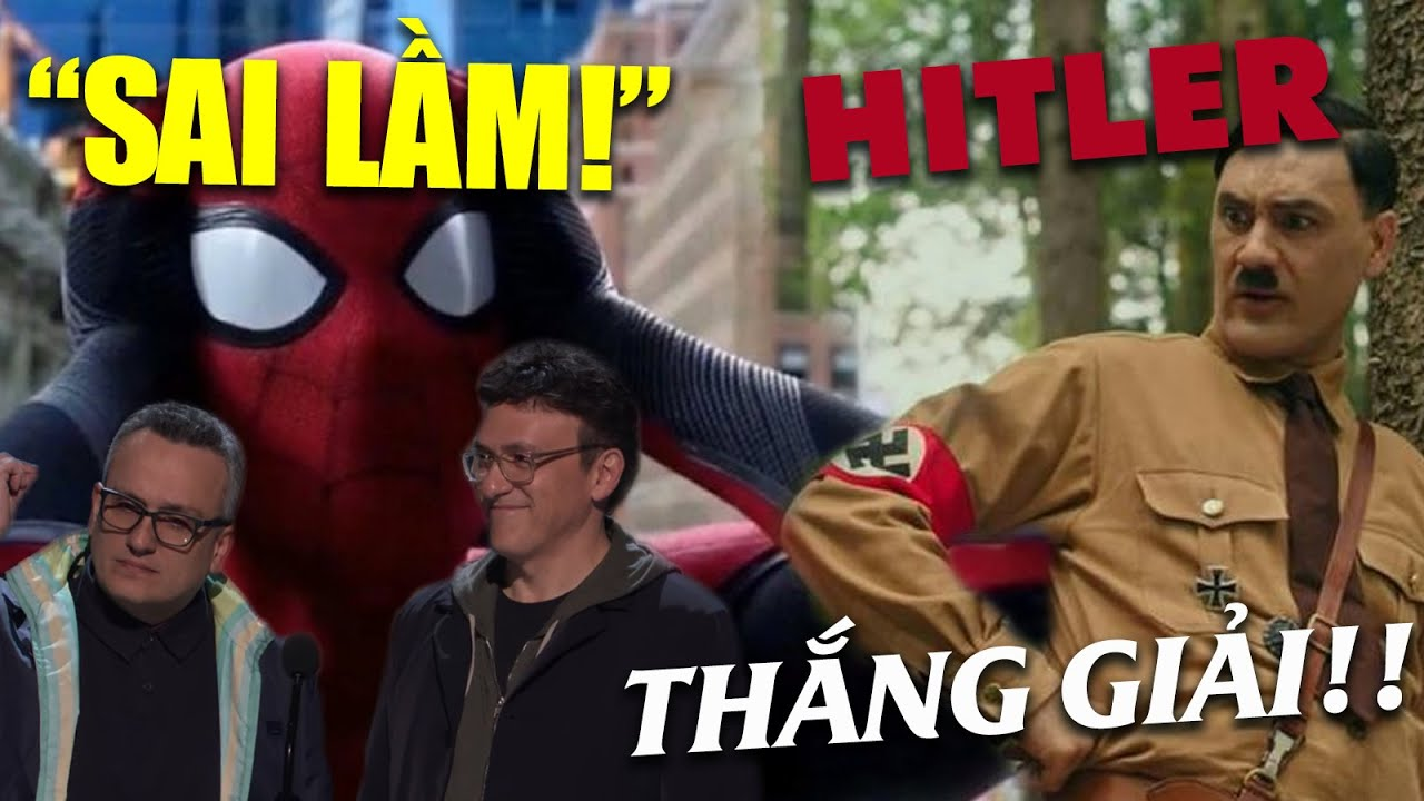 Phê Phim News: Anh em RUSSO nói gì về SPIDER-MAN? | LHP TORONTO ĐẦY BẤT NGỜ