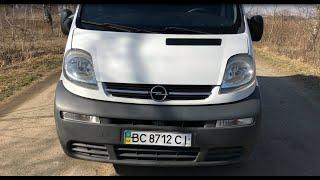 Тест-драйв Opel Vivaro
