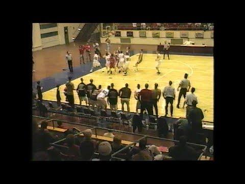 Bellaire Big Reds basketball - 1996-97 District Final v. Fort Frye