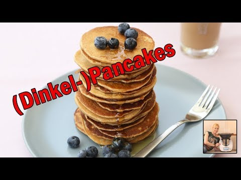 Pancakes mal anders mit dem thermomix youtube - Kinderleichtkochen com ...