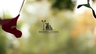 Свадебное агентство Wedding Avenue. Свадьба в темпе Presto. Мила и Николай.