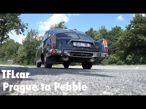 Autobahn Top Speed Test : Prague to Pebble or Bust (Episode 2)