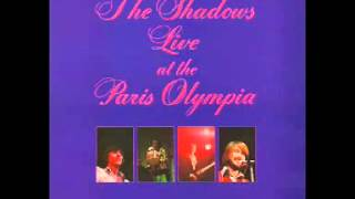 The Shadows - Lady Of The Morning / Live at the Paris Opympia