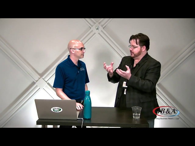 Techsplanation Live @ Pre-NAB w/ Michael Kammes of 5 THINGS