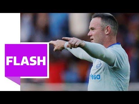 Rooney-Traumtor für FC Everton!