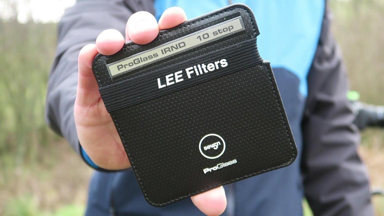 REVIEWED - LEE Filters ProGlass IRND filters + The 'Goldilocks' filter!