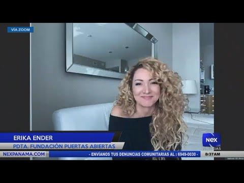 Entrevista a Erika Ender, Presidenta de la Fundación Puertas Abiertas