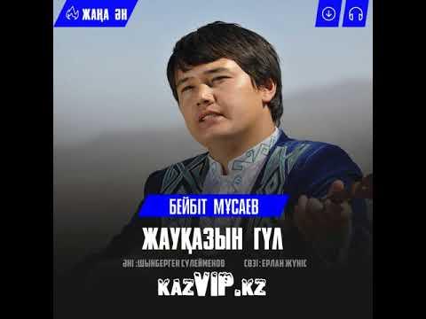 Бейбіт Мұсаев - Жауқазын гүл (2017)