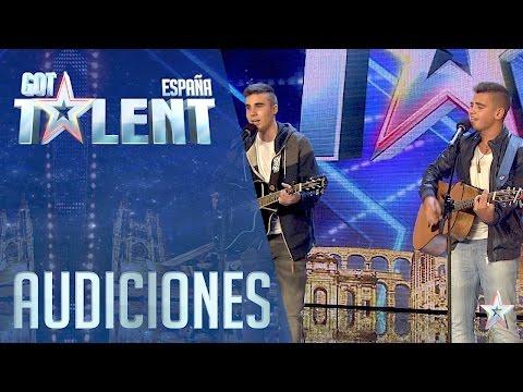 Blackstone canta desde el corazón | Audiciones 5 | Got Talent España 2016