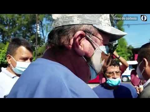 Veteranos acosan a defensor particular del caso El Mozote
