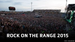 Time-lapse | Rock on the Range 2015