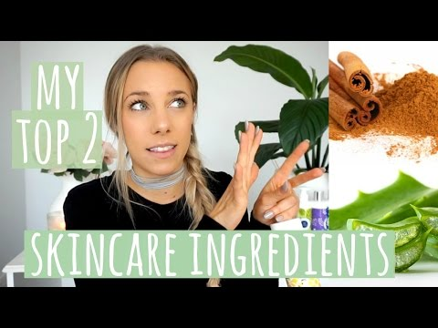 Skincare For Glowing Skin, Acne and Wrinkles | My Top 2 Ingredients