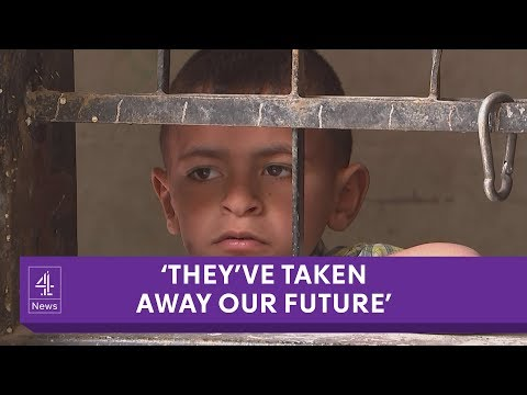 Gaza suicide crisis: 'We're dead already'