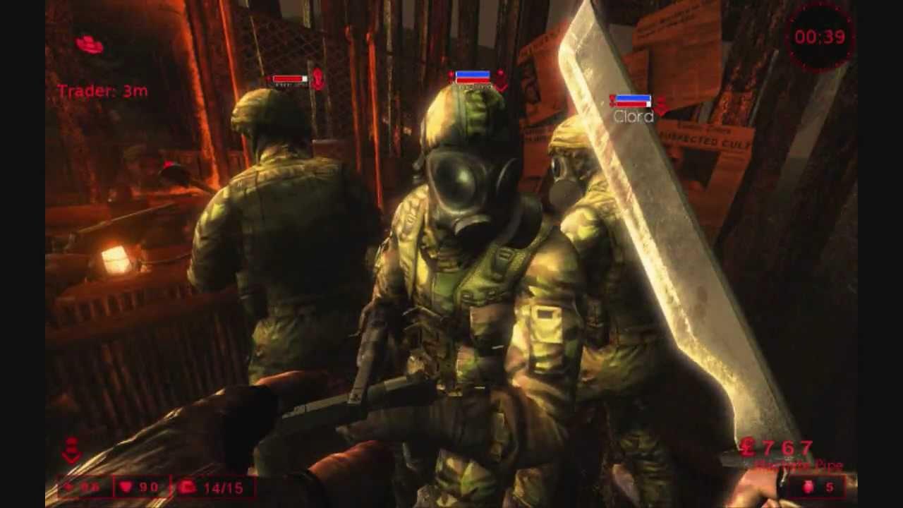 Killing Floor   6 Player Co Op Gameplay [HD + Maximum Graphics]   YouTube