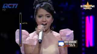 "Hanin Dhiya ""Yang Terbaik"" - Grand Final Rising Star Indonesia Eps 24"