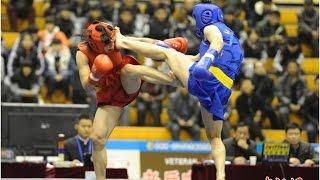 Sanda - Chinese Wushu Association - Rules and Characteristics.