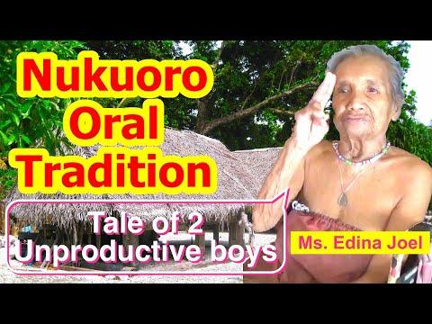 Tale of Two Unproductive boys, Nukuoro