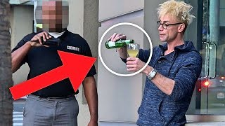 COP PRANKED By MAGICIAN!!! (I ALMOST FAILED!)