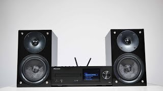 Pioneer X-HM86D - Обзор