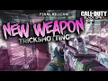 I HIT FIRST TRY WITH THE M16 - BO3 NEW DLC WEAPONS TRICKSHOTTING (5 SICK SHOTS)