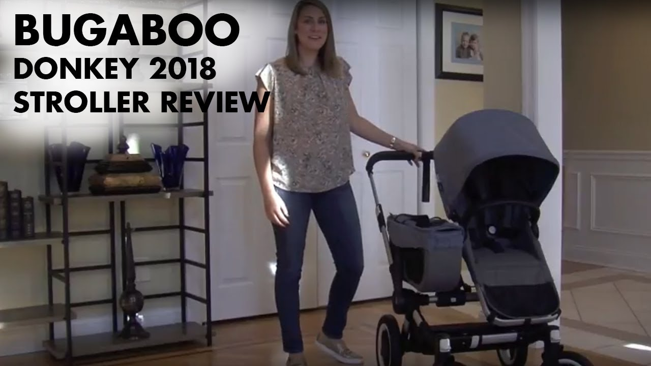 Bugaboo Donkey Duo Classic Bugaboo Donkey2 2019 In Depth Demo And Review