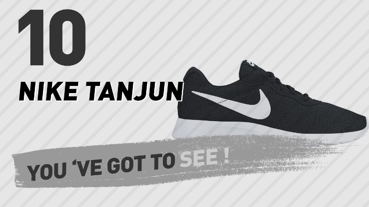 Nike Tanjun, Top 10 Collection // Nike Store UK