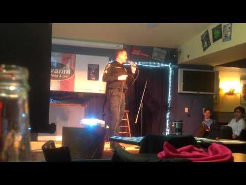 Public Safety @ HERO Campaign Karaoke Night!!!!!!